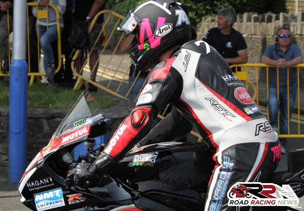 TT 2018: Davey Todd Unveiled As Inaugural RST Star Of Tomorrow Accolade Winner