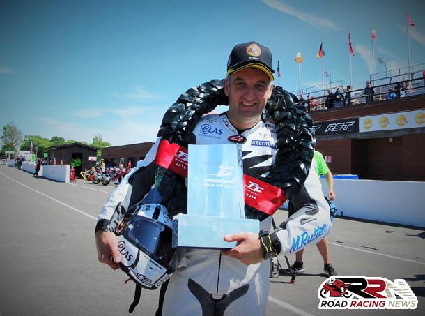 TT 2018: Rutter Makes It Four TT Zero Victories, Sets New Class Lap Record