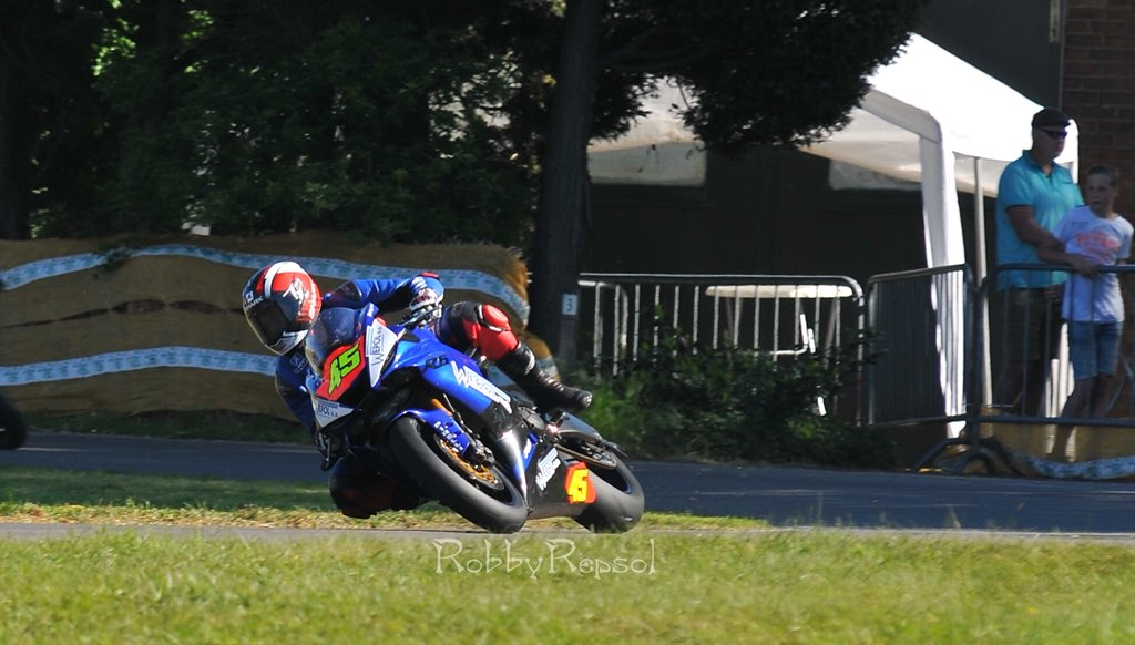 IRRC Terlicko – Supersport: Championship Leader Lagrive Powers To Pole