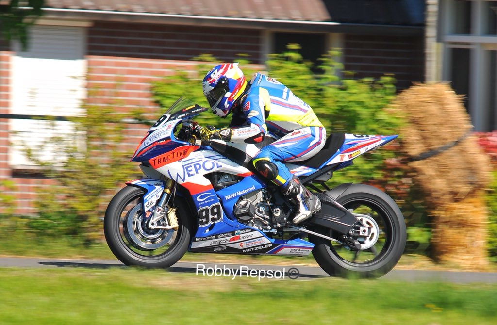 IRRC Terlicko: Momentous Superbike Double For Wepol Racing by Penz 13.Com's Webb