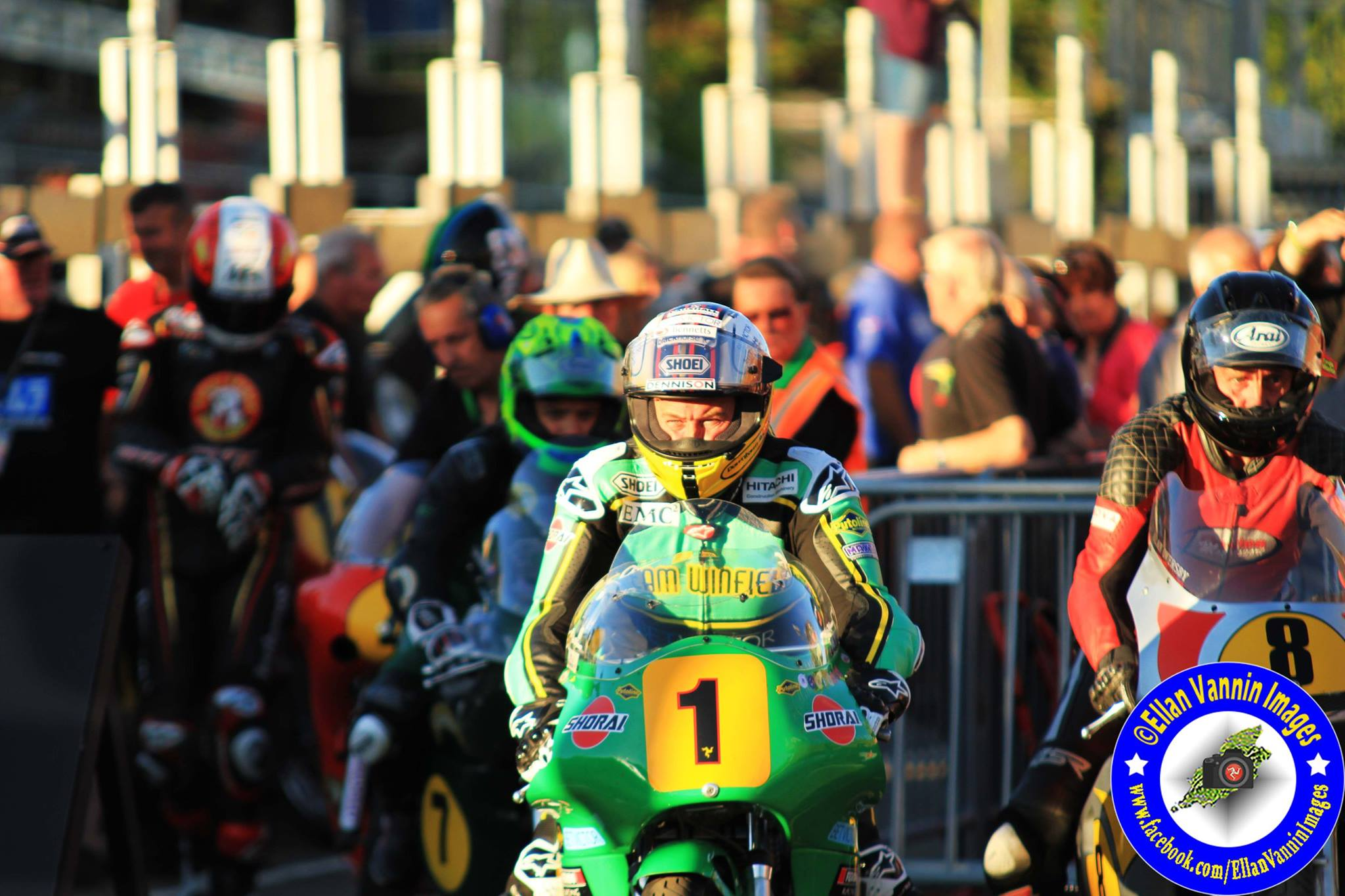 McGuinness Reunited With Team Winfield Paton For 2018 Senior Classic TT