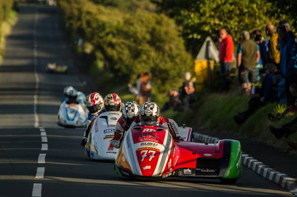 Southern 100 Preview – Part 3 – Sidecar Races