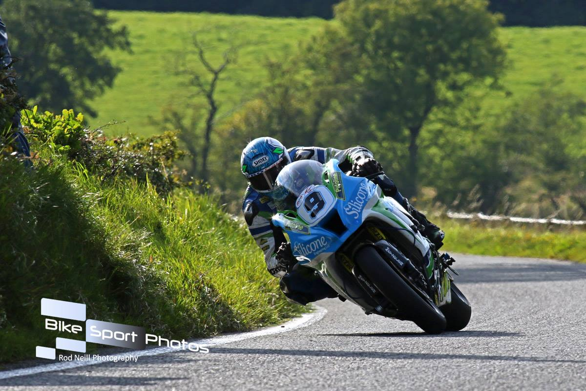 Lap Record Holder Harrison Looking Forward To MCE Insurance Ulster GP Return