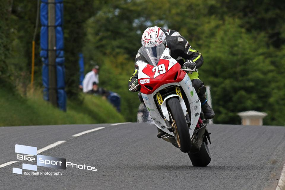 Cornwall's Dunn Links Up With DHRR/Obsession Engineering Team For MCE Insurance Ulster GP