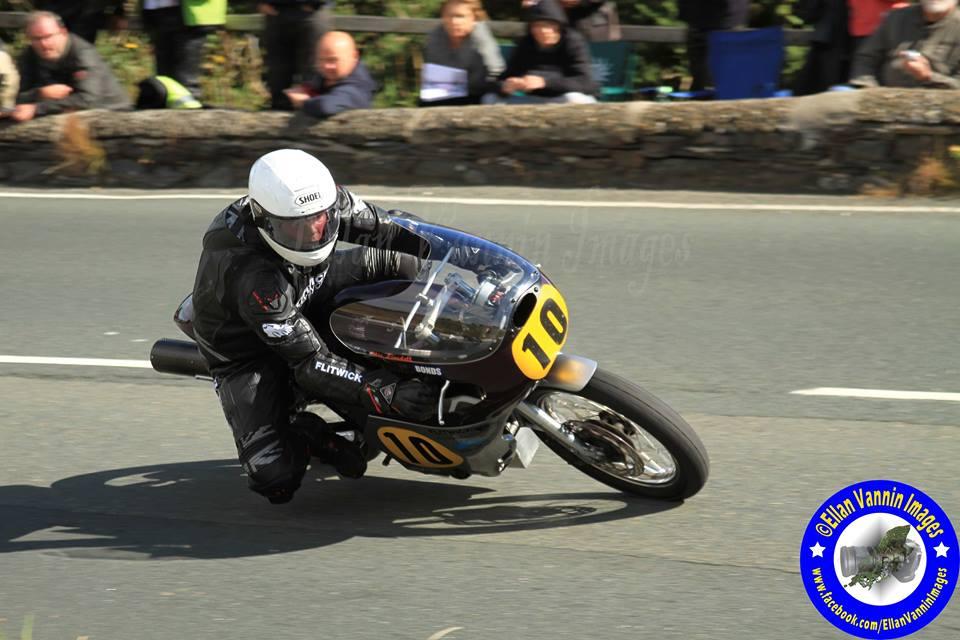 Former Senior Class Champion Linsdell Confirmed For Classic TT