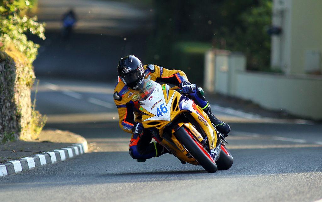 Welsh Star Evans/PRF Racing Join Superbike Classic TT Entry