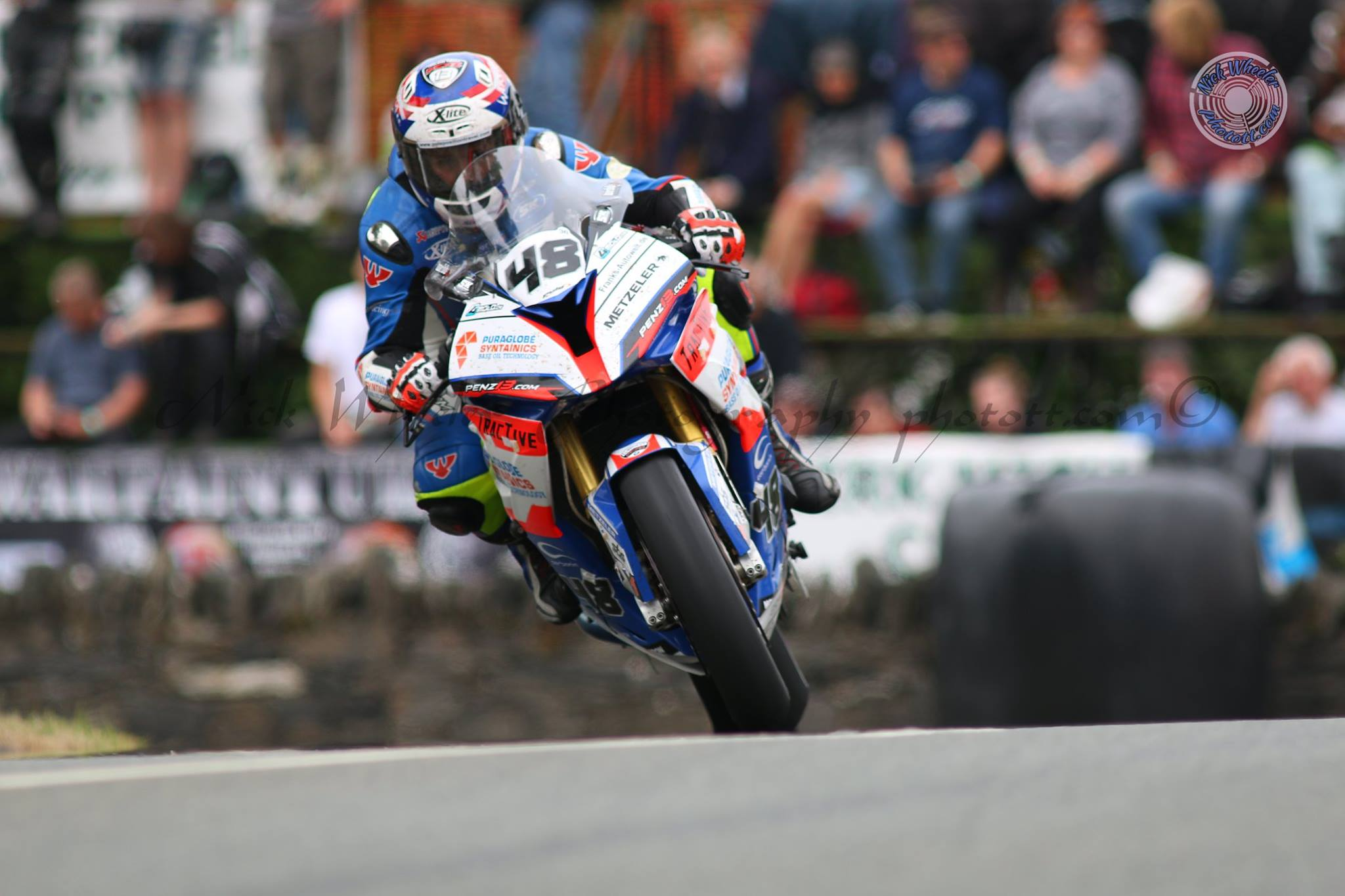 Dunnell Racing/IRRC Superbike Championship Leader Webb Confirmed For Classic TT