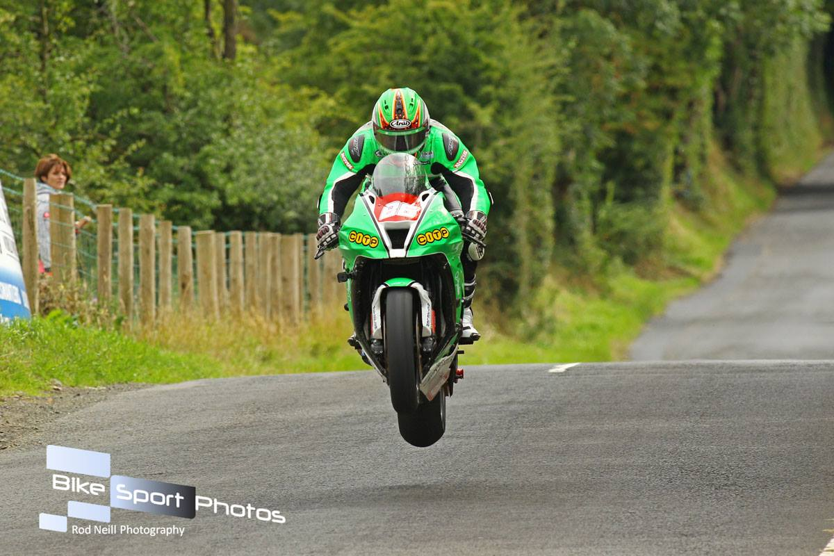 Armoy: Peerless McGee Banks Open Superbike Pole Position