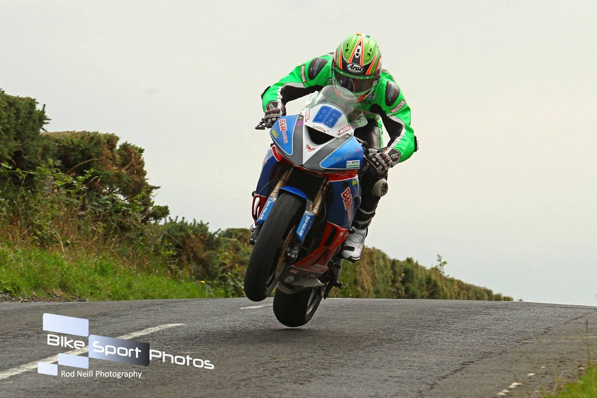 Adverse Weather Halts Armoy Road Races