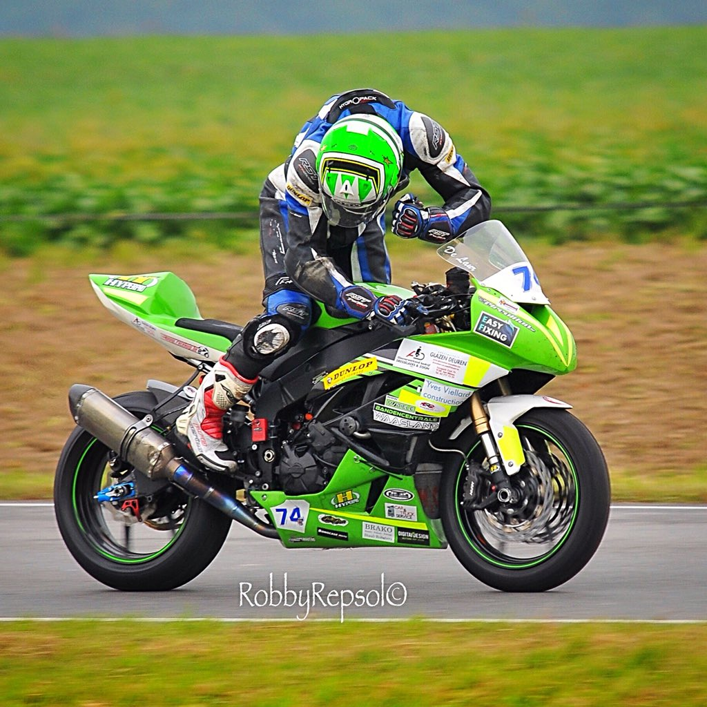 IRRC Imatranajo: Hoffmann Joins 2018 Winners Circle With Battling Supersport Race 2 Triumph