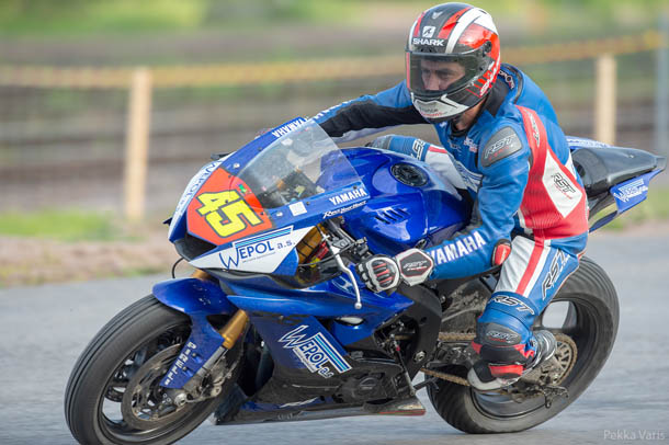 IRRC Chimay: Cool Hand Lagrive Shows Class On Route To Sealing Opening Supersport Race Honours
