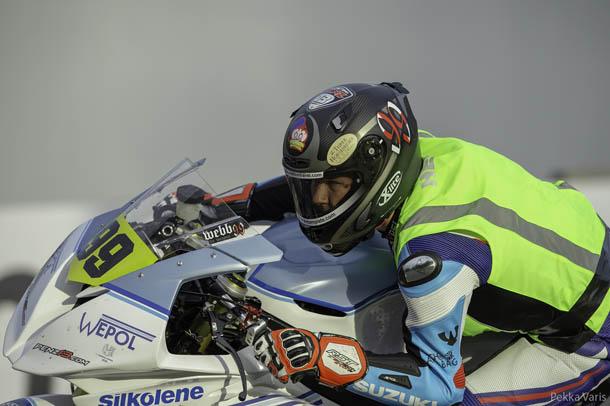 IRRC Imatranajo: Majestic Webb Scoops Superbike Race 1 Honours