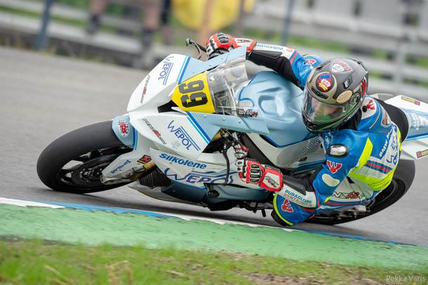 IRRC Imatranajo: Webb Takes Championship Lead To Over 40 Points Following Dominant Superbike Display