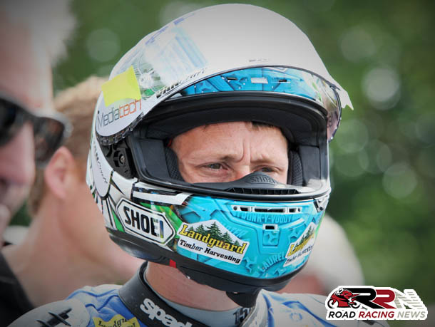 Southern 100: Harrison Sets Monday Evening's Superbike Practice Pace