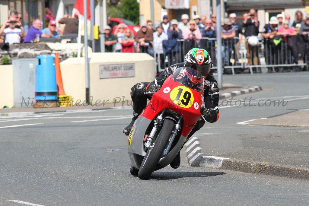 Hillier Set For Sixth Successive Classic TT Tenure With CSC Racing