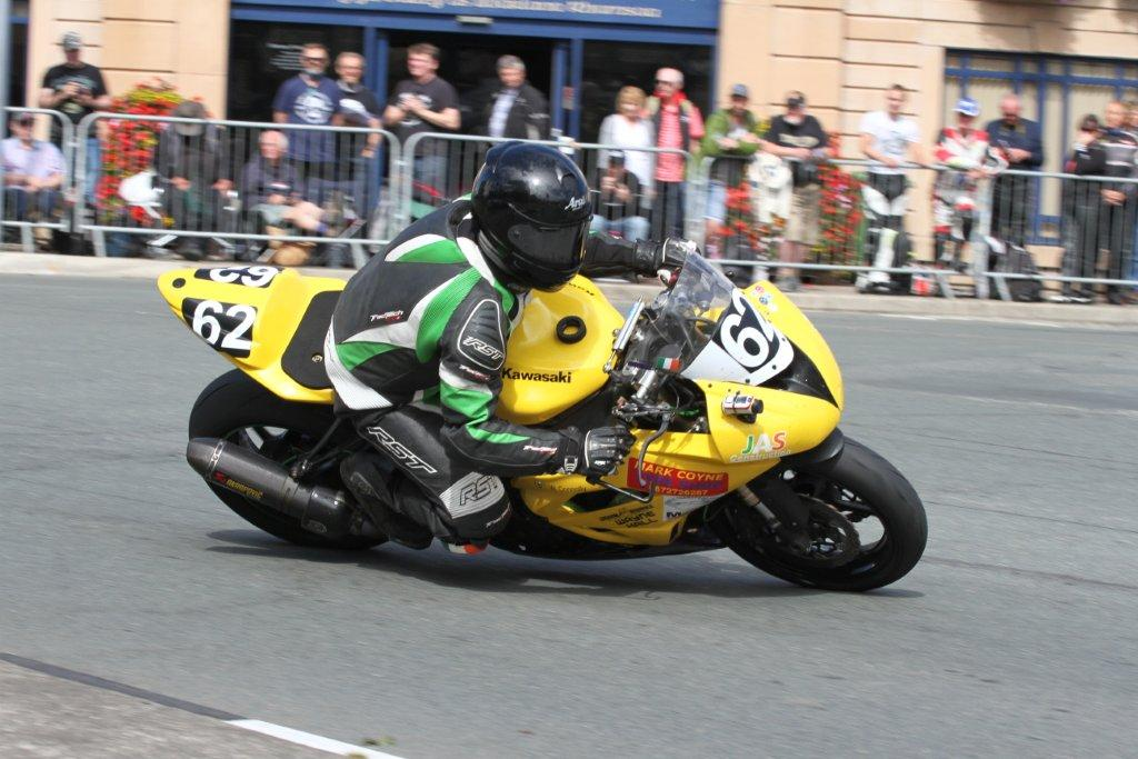 Sean Connolly Announces Retirement From Pure Road Racing