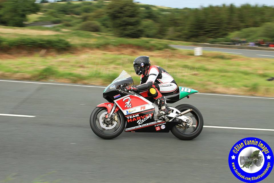 Laylaw Racing X3 At Classic TT As Goole's Harvey Joins Harrison, Lougher