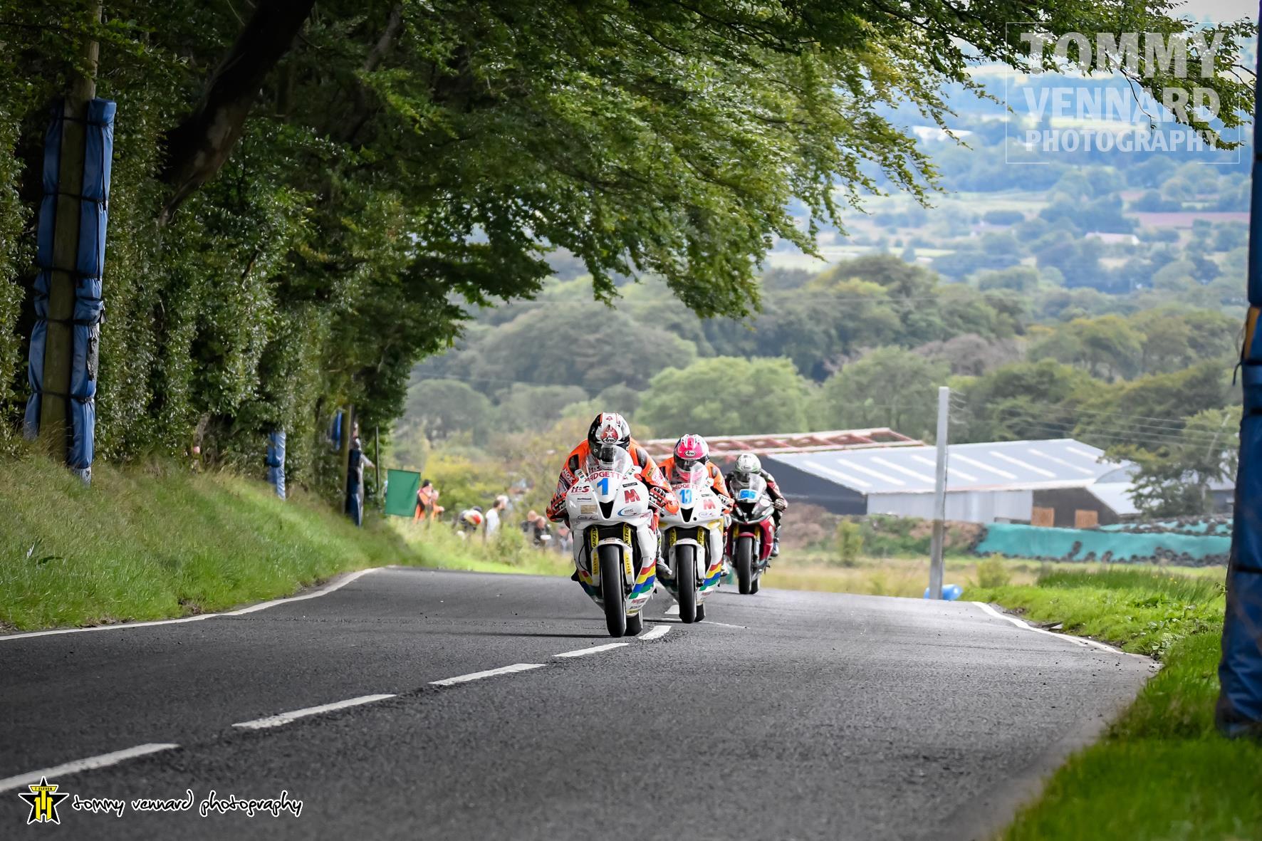 Cummins, Johnston Head Padgetts Classic TT Charge