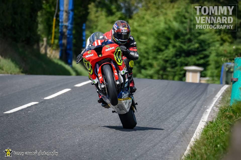 MCE Insurance Ulster Grand Prix: Dafabet Devitt Racing Debutants Jordan, Herbertson Impress