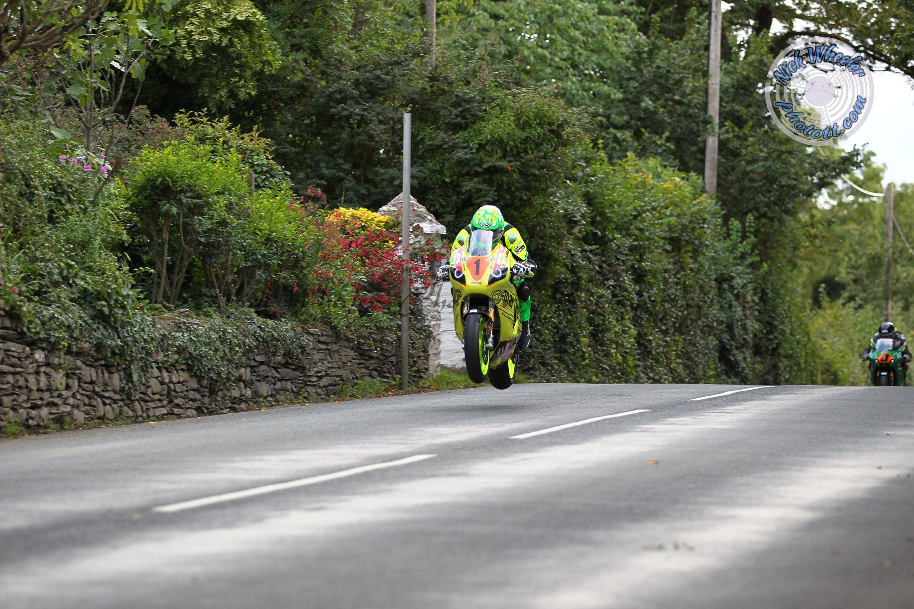 Manx Grand Prix: Friday Evening Practice Report