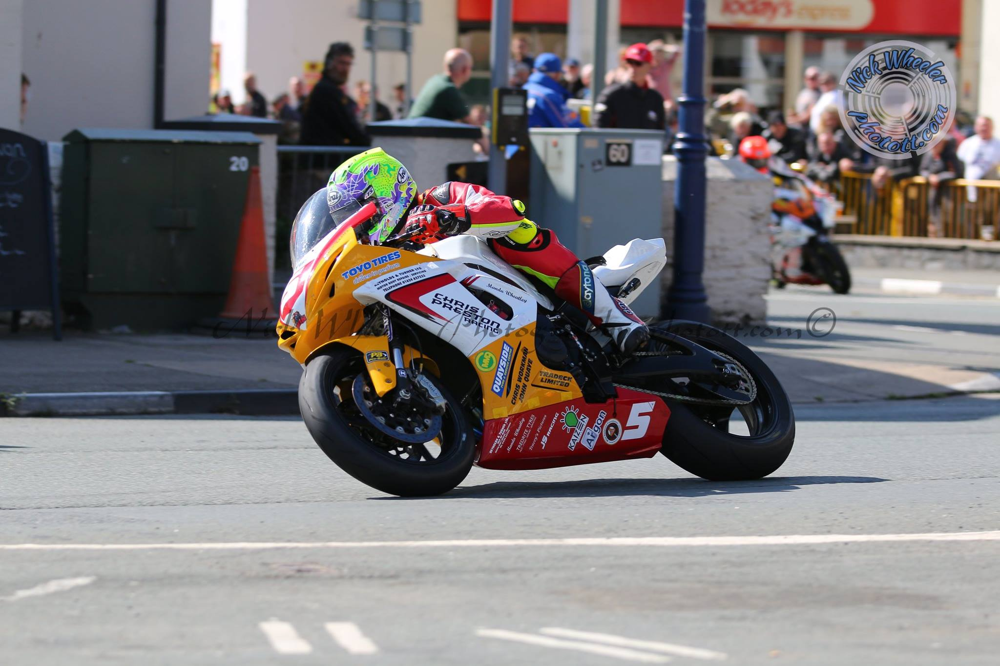 Magic Monday In Prospect At Festival Of Motorcycling