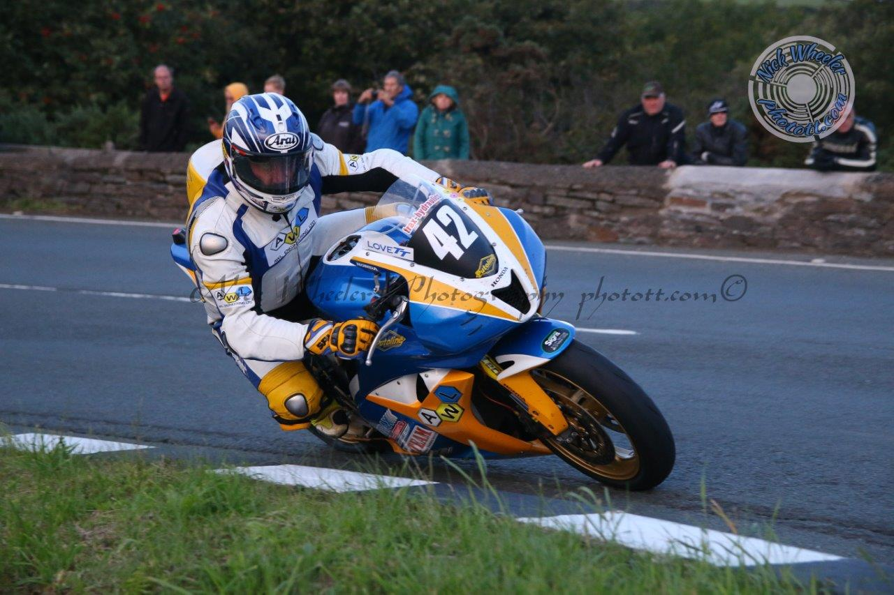 Manx Grand Prix/Classic TT: Thursday Afternoon Practice Falls Foul To Weather