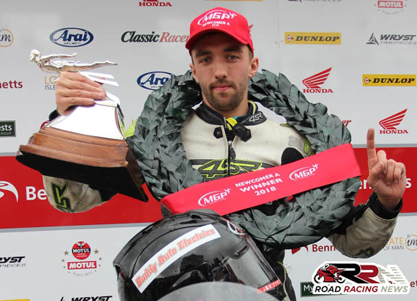 Manx Grand Prix: Maxwell Wins Drama Filled Newcomers A Race