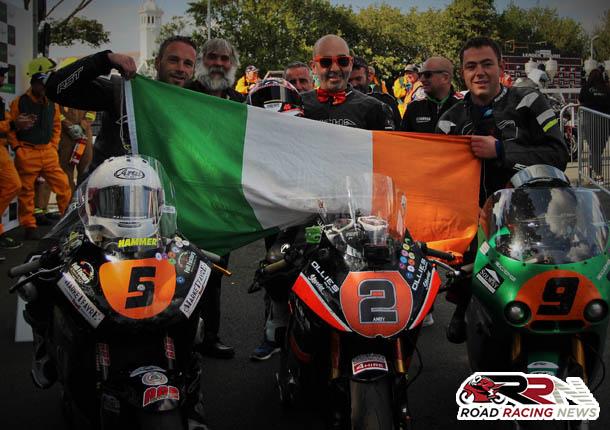 Manx Grand Prix: Farrell Leads Irish 1-2-3 Finish In Opening Lightweight Race