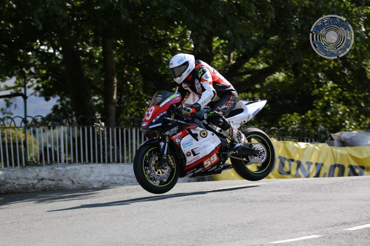 Manx Grand Prix: Dominant Tweed Takes The Spoils In Opening Ultra Lightweight Encounter