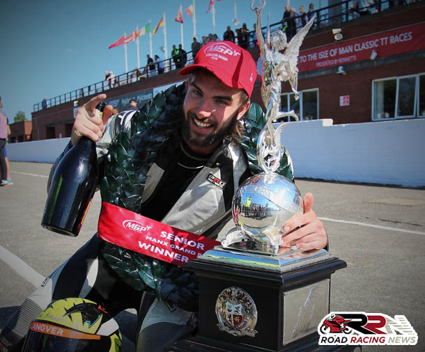 Manx Grand Prix: Stevenson Takes Senior Title After Classic Battle With Team Mate Parsons