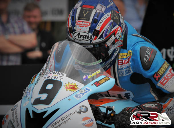 HP4 Race BMW To Make Dundrod Bow With Adelaide's David Johnson