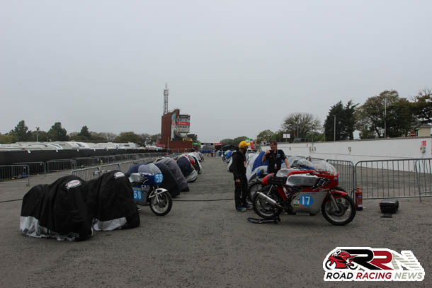 Weather Wins Again As Tuesday Nights Manx GP/Classic TT Practice Session Curtailed