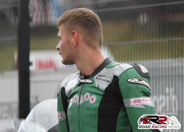 MCE Insurance Ulster Grand Prix: York's Thompson Storms To Lightweight Pole