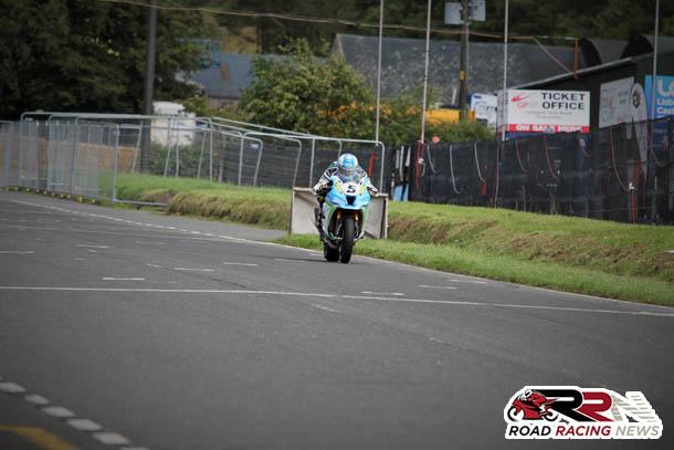 MCE Insurance Ulster Grand Prix: Harrison, Hickman Head 1000cc Practice Time Sheets