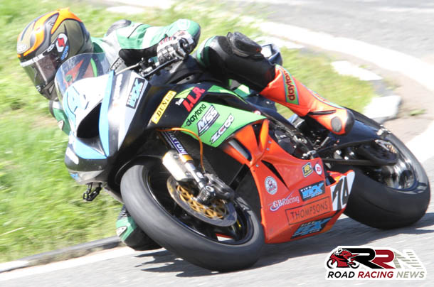 Thompson Confirms JRC Racing Lightweight Classic TT Ride