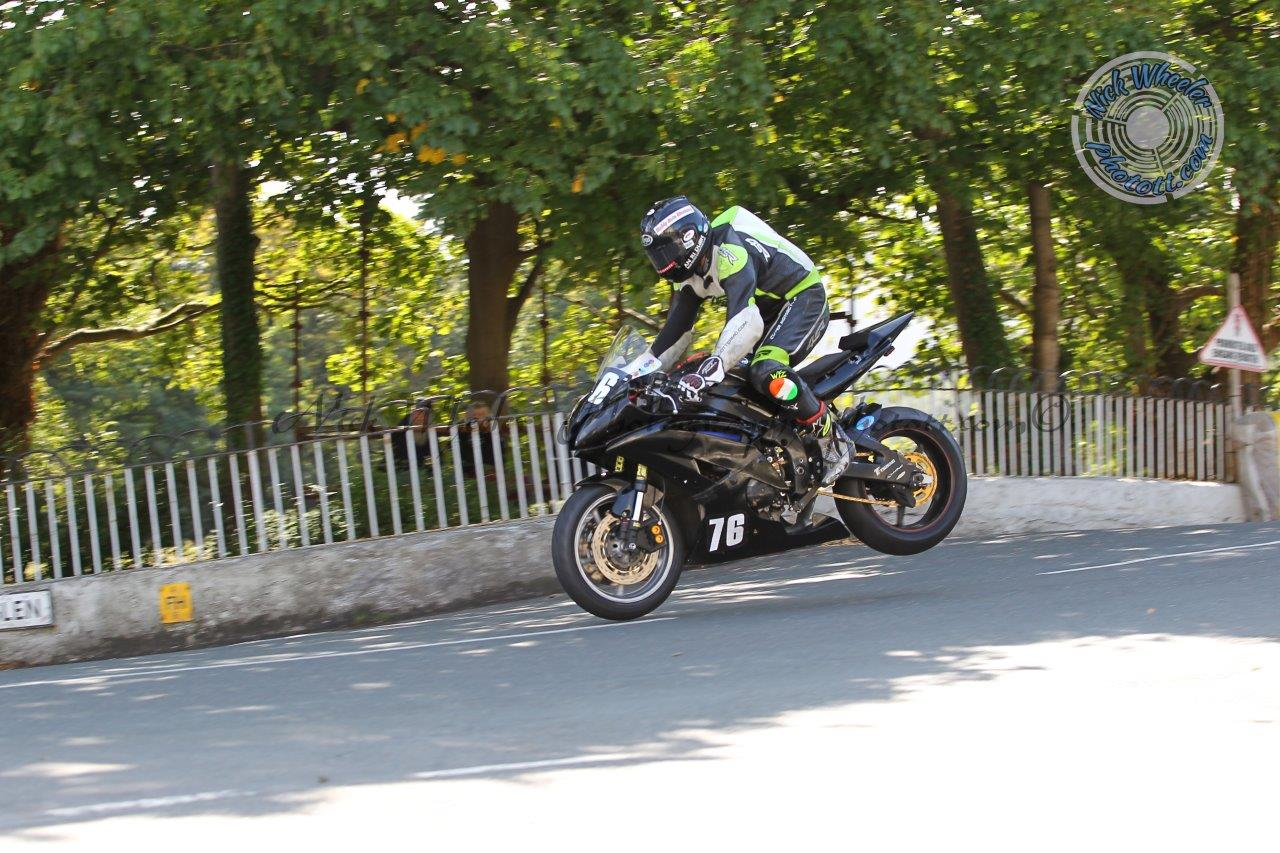 Manx Grand Prix: Maxwell Reflects On Newcomers A Triumph