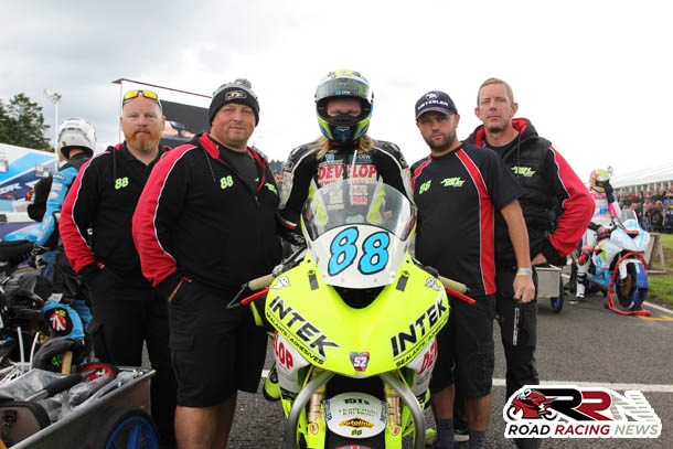 MCE Insurance Ulster Grand Prix: Wigan's Daley Pleased With Dundrod Progress