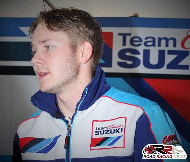 Danny Webb Talks IRRC Success, Classic TT And RG500 Suzuki Action