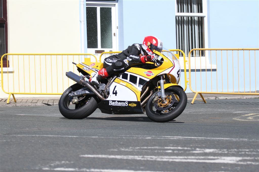 Rutter Confirmed To Lead Team Winfield's Superbike Classic TT Challenge