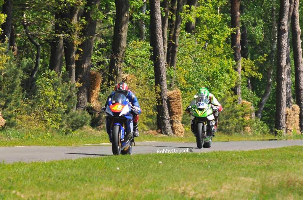 IRRC Horice: Lagrive Holds Off Walther To Bank Opening Supersport Race Honours