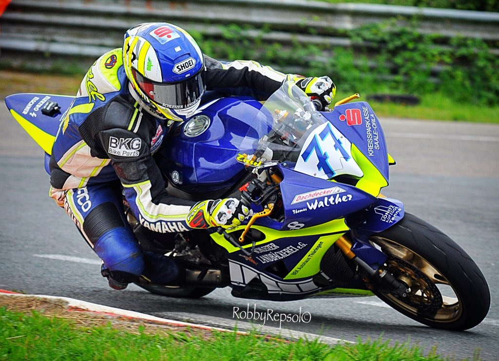 IRRC Horice: Walther Edges Champion Elect Lagrive In Supersport Qualifying