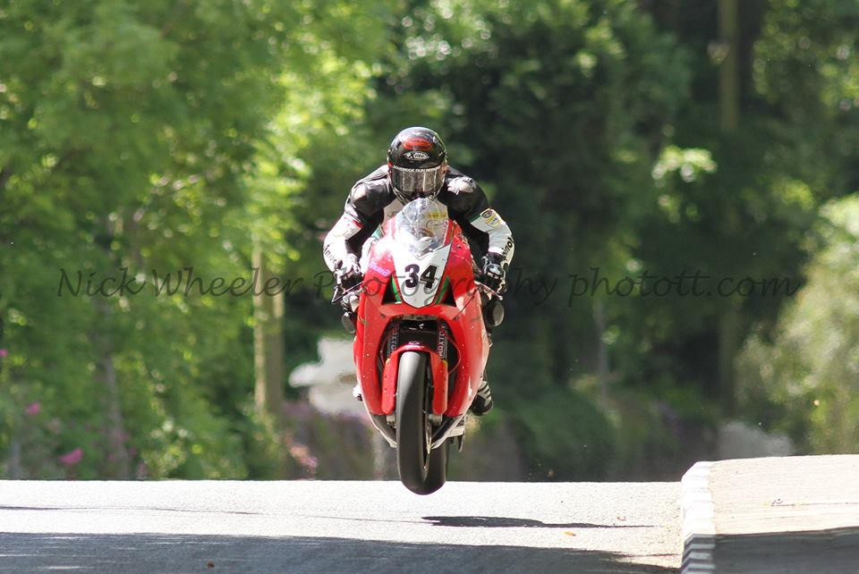 Market Drayton's Wylie To Remain Bimota Mounted For Macau GP