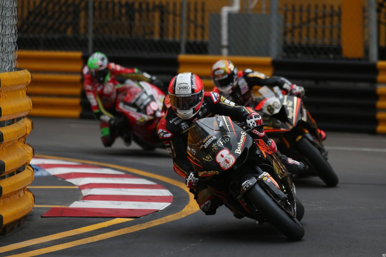 Suncity Group Macau Grand Prix: First Practice Report