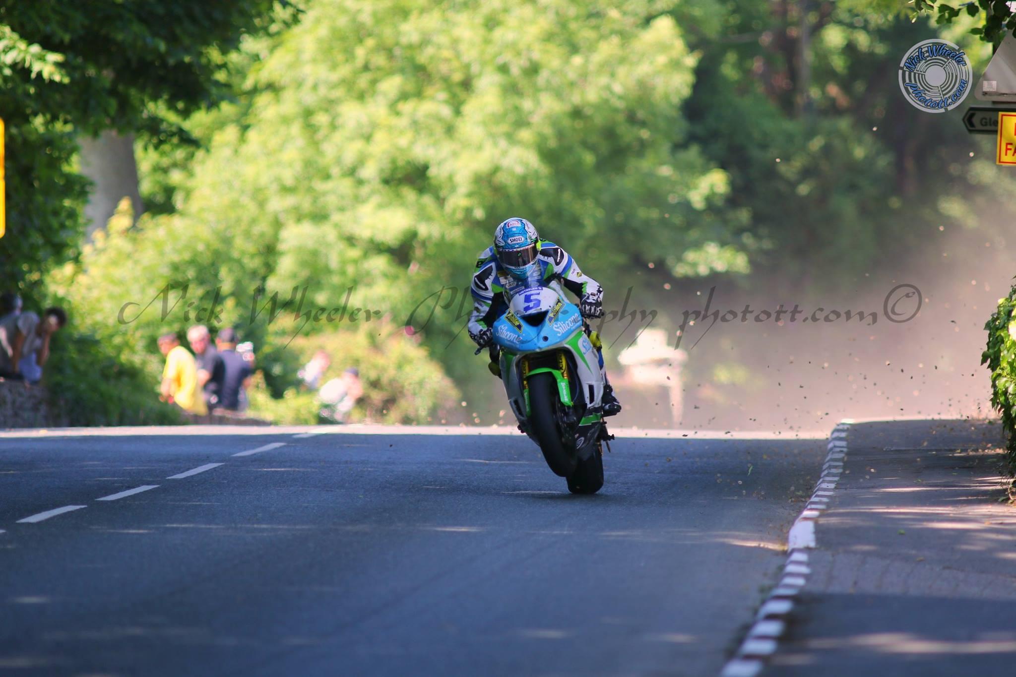 Silicone Engineering Racing Take On Official Kawasaki UK Team Status For TT 2019