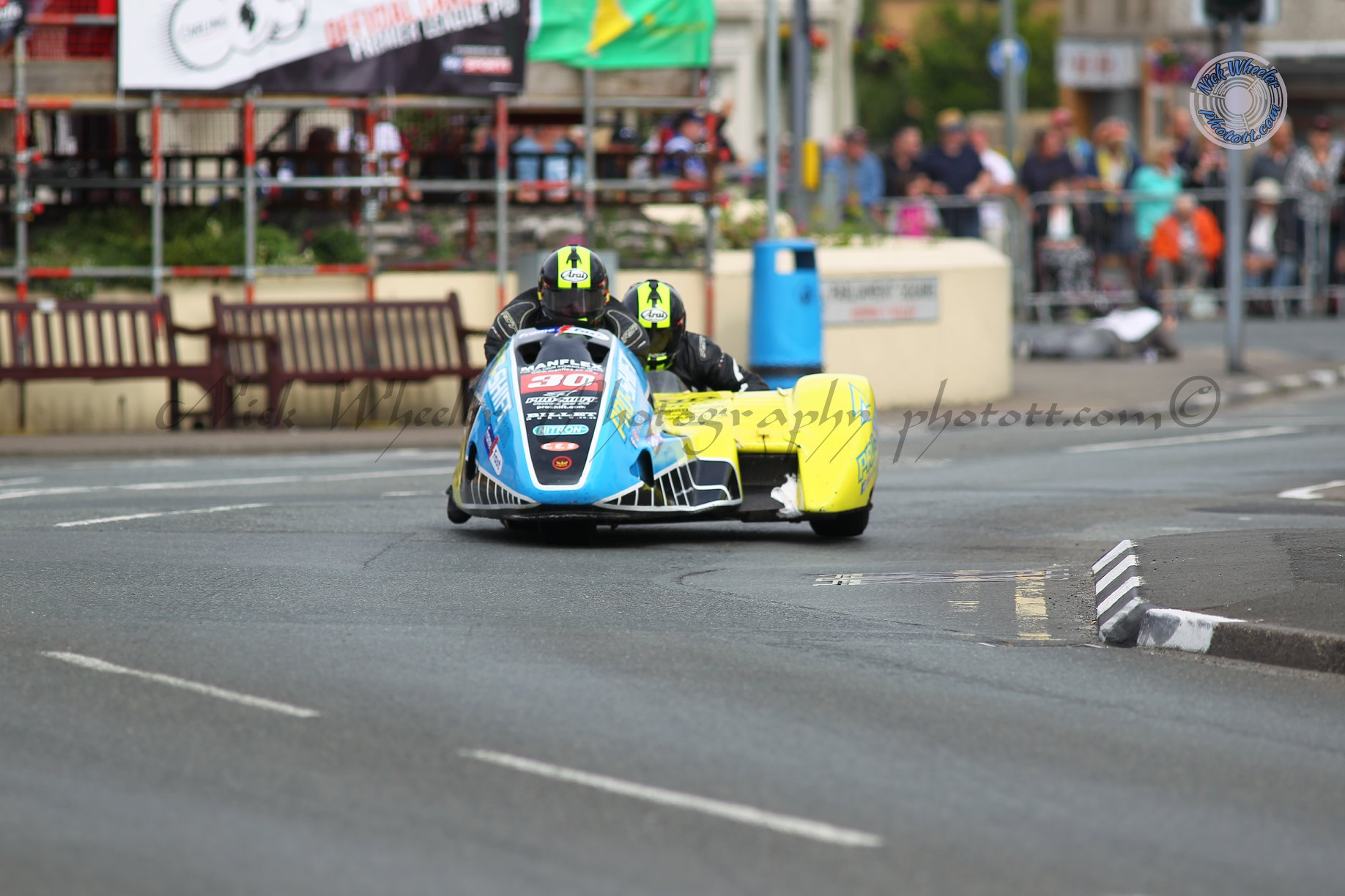 Sidecar Ten Questions Challenge Xtra: Roy Tansley