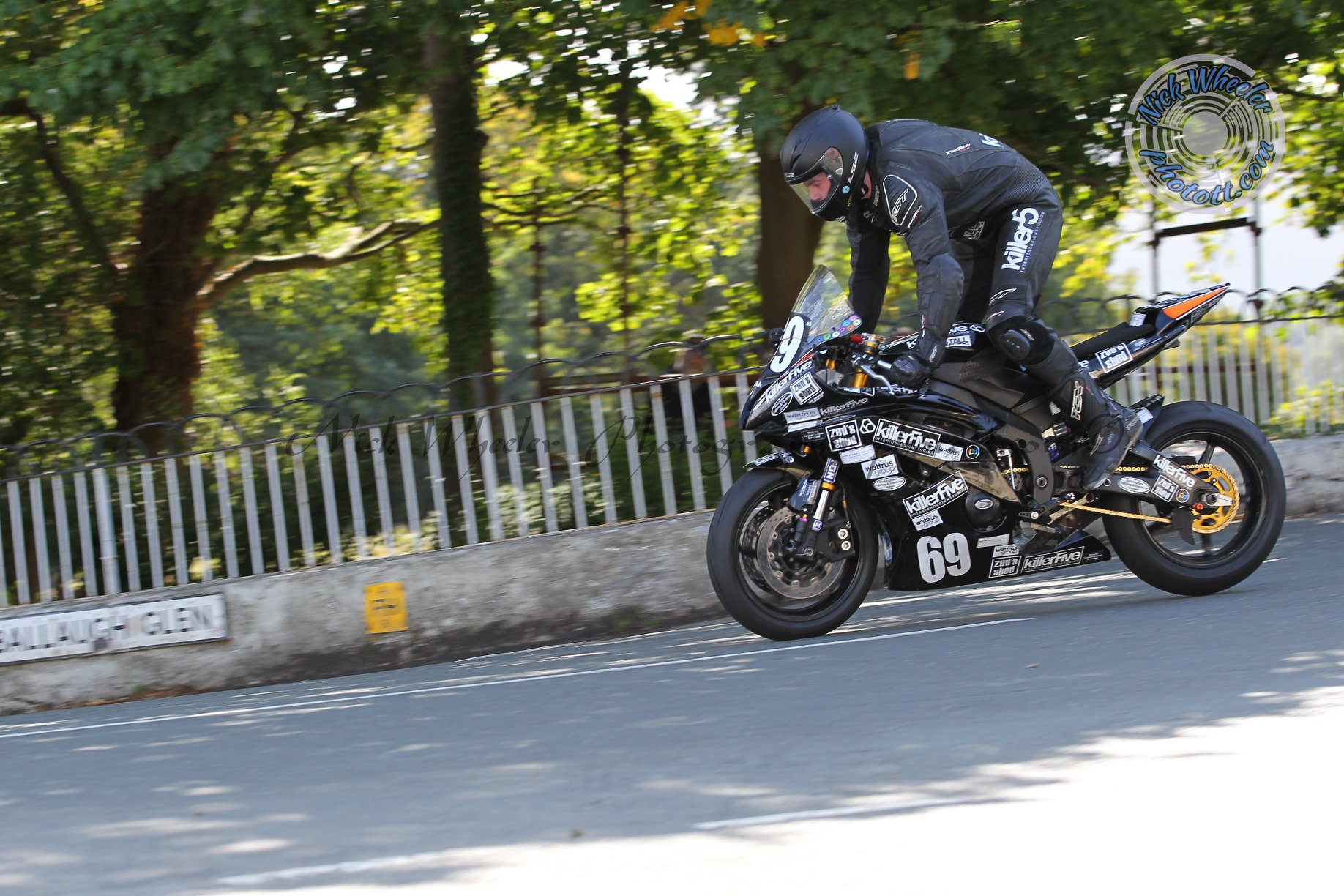 Stall Racing's Hall Issues Injury Recovery Update, Targets TT In 2020