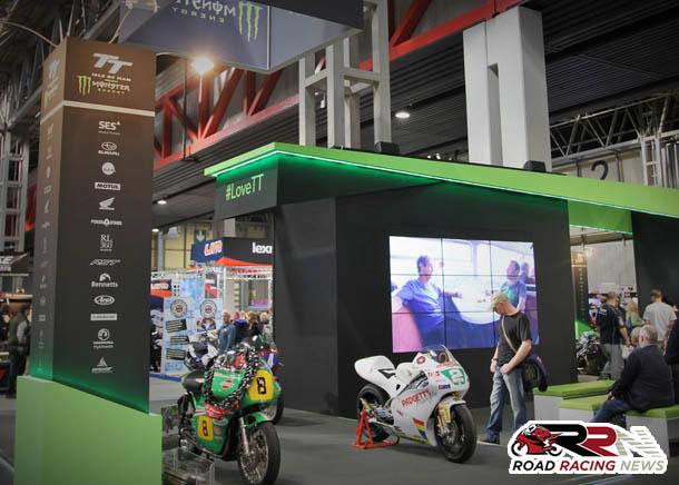 TT Winners, Rising Stars Motorcycle Live Bound
