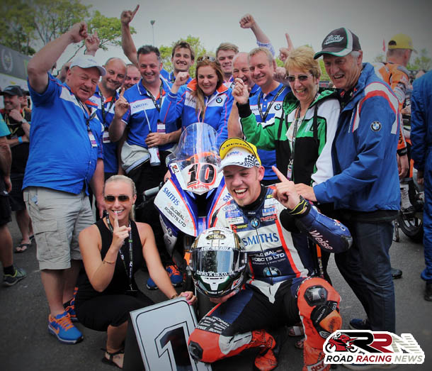 Hickman Targeting More History With Smiths Racing
