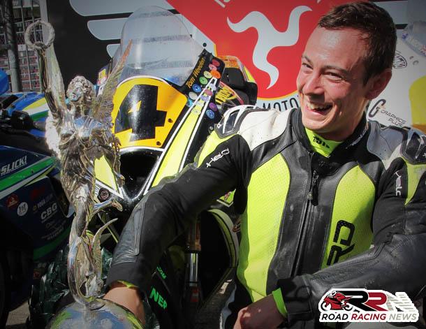 BE Racing Sign Up Former Senior Manx GP Champ Tom Weeden