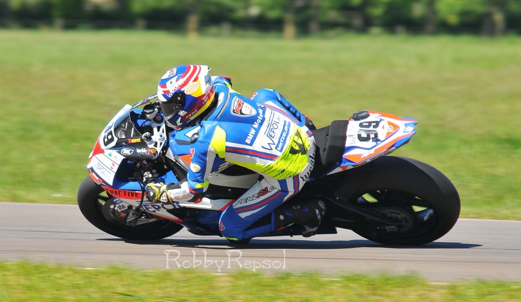 Leading Roads Moments Of 2018: No.2 – Danny Webb Becomes The UK's First IRRC Series Champion